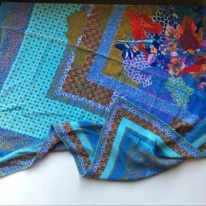 Authentic DIOR silk scarf